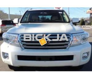 TOYOTA LAND CRUISER 2014 AUTOMATIC TRANSMISSION, FULL OPTION