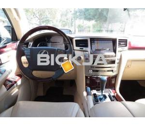 SALE- 2015 LEXUS LX 570 EXPAT USED
