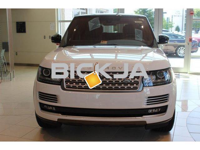 Good 2014 Land Rover Range Sport - 1/2