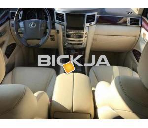 ACCIDENT FREE LEXUS LX 570 CAR