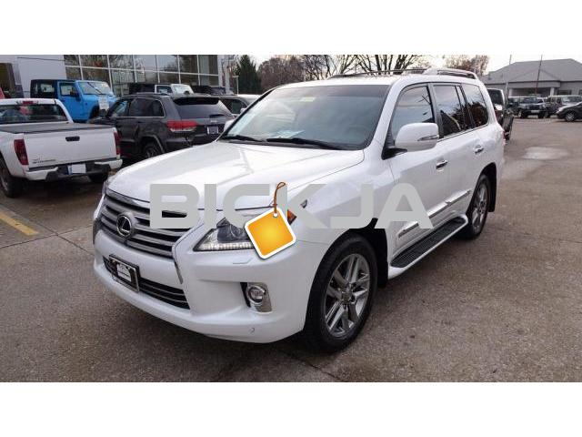 LEXUS LX 570 2015 AT REDUCED PRICE - 4/4