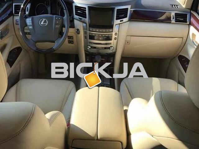 LEXUS LX 570 MODEL 2014 - 2/4