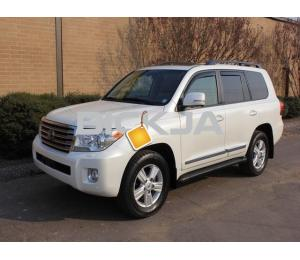 CHEAP TOYOTA LAND CRUISER GULF USED.