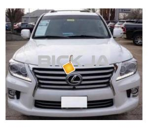 LEXUS LX 570 2015 AUTOMATIC, FULL OPTION CAR