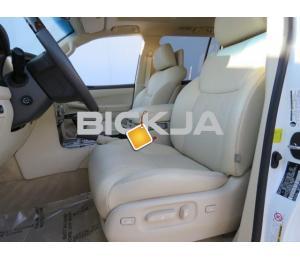 2014 White Lexus lx 570 low km