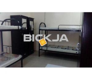 Near ADCB metro with Indian Cook,  Indian male executive bachelor bed space in a furnished flat