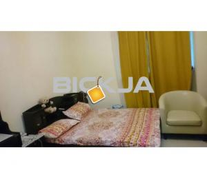 Room and partition for rent in Al barsha 1 from June 1st