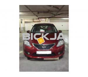 Nissan Tiida 1.8SL 2016 (Full option) as Good as New