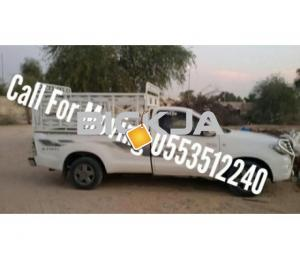 One Ton Pick–Up For Rent In Dubai 0553512240