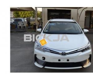 Toyota Corolla 2018 GCC spec