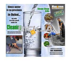 Curtain, Carpet, Sofa, Mattress Deep Steam Cleaning Services in Dubai