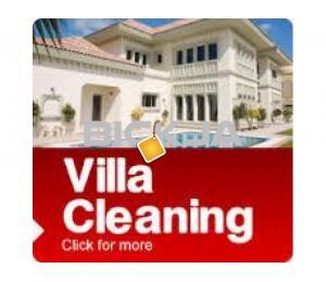 Villa Deep Cleaning Services in Dubai, UAE-0545832228