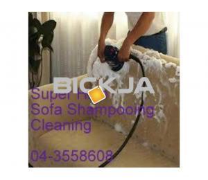 SOFA/MATTRESS/CHAIRS/CARPET & RUGS DEEP SHAMPOO CLEANING-0545832228