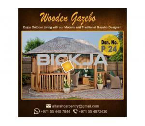 Design And Build Wooden Gazebo   Gazebo In Dubai   Gazebo Jumeirah