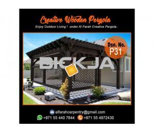 Design And Build Wooden Pergola   Outdoor Pergola   Wooden Pergola Abu Dhabi