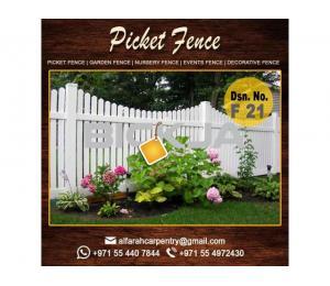 WPC Wooden Fence Abu Dhabi   Garden Fence And Pergola UAE
