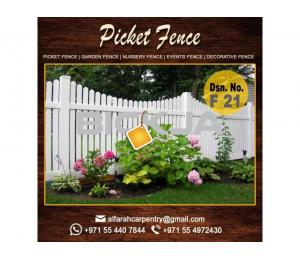Kids Privacy Fence | Garden Fence Dubai | Composite Fence