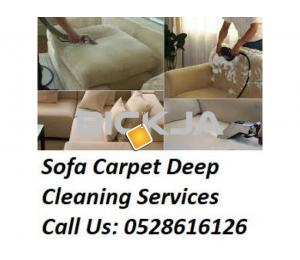 sofa carpet cleaning services