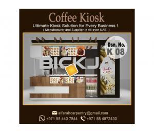 Wooden Kiosk In Abu Dhabi | Mall And Candy Kiosk | Perfume Kiosk Design Dubai