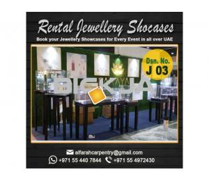 Jewellery Showcase Sell in Dubai | Rental Display Stand Dubai | Rent Display Stand Dubai
