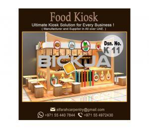 Outdoor Kiosk Suppliers In Dubai   Wooden Kiosk Dubai   Kiosk  For Mall In Dubai