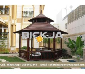 Wooden Gazebo in Abu Dhabi | Garden Gazebo | Gazebo Suppliers in Dubai